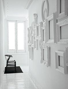 white on white simplicity