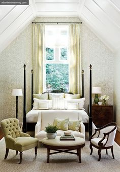 Interior Design by Phoebe Howard   Photography by Erica George Dines   as seen in Atlanta Homes & Lifestyles