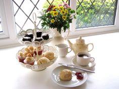 Afternoon tea   The 'Baking Mad' Challenge - Afternoon Tea Menu Ideas