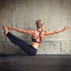 Yoga with Montiel.com #thaliabra