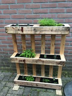 1000+ images about tuin on Pinterest  Pallets, Old pallets and Wood ...