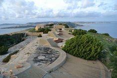 Dalla Fortezza Militare di Capo D'Orso