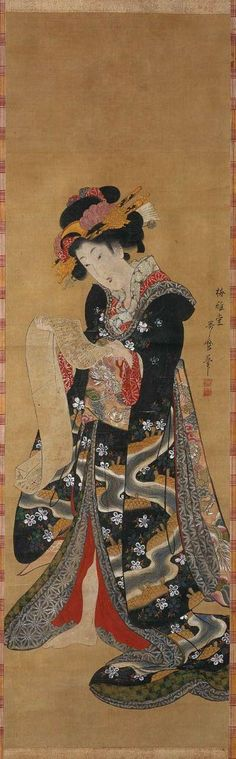 Kitagawa Utamaro. Style: Ukiyo-e. Lived: ca. 1753 - October 31, 1806 (18th