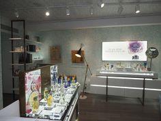 Sisley cosmetics store by Maude Boulleau & Christine d Ornano, New York City » Retail Design Blog