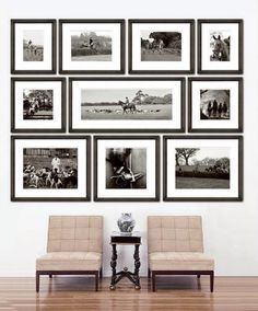 Perfect Photo Arrangement | Content in a Cottage