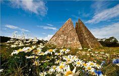 Republica Dominicana, Las Piramides en Cosntanza