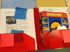 *Bunting, Books, and Bright Ideas*: What's In Your Drawer?- Guided Reading for Group 1
