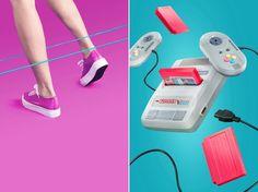 """""""Nie w szczepionkę"""", czyli kolorowe lata 90. [Wasze zdjęcia] Mp3 Player, Trends, Future, Tin Cans, Future Tense, Beauty Trends"""