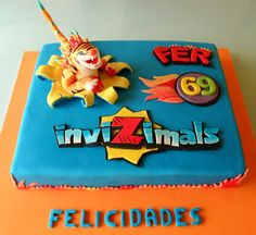 invizimals cake - Pesquisa Google