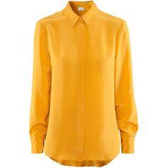 H&M Silk blouse (2.175 RUB) found on Polyvore