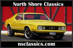 Used 1973 Ford Mustang -SOLID CLASSIC- NEW INTERIOR-SEE VIDEO | Mundelein, IL