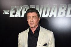 Sylvester Stallone precisa separar briga entre boxeador e ator em set de filme >> http://glo.bo/1wHaiZK