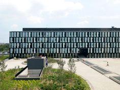 RCS Edificio B5 - Nuovi Heaquarters RCS Rizzoli - milano che cambia - Ordine degli architetti, P.P.C della provincia di Milano