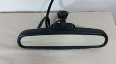 04-07 CHRYSLER Jeep Dodge TOWN & COUNTRY UCONNECT REAR VIEW MIRROR ( #Chrysler
