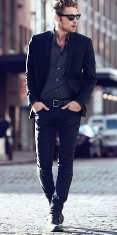 lets all appreciate a well dressed man