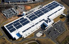Why doesn't every data center in a sunny place do this?  Lots of roof real estate and stable baseload demand make this a good long-term solution.