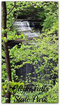 Mixed Bag Mama: Waterfalls & More at Clifty Falls State Park
