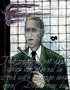 Dagon's Vault: Pascal Benoit  Lovecraft