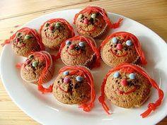 Pipi Langkous muffins