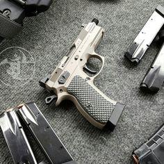 Most photogenic pistol ever. @czusafirearms Urban P01. #gunsdaily #weaponsdaily�