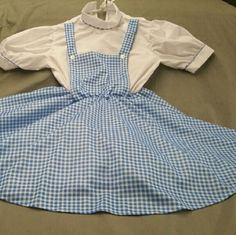 Dorothy dress up women's sz lrg fits 12/16 easy Lk new retails 49.99 most NC stores outfit only ruby Other