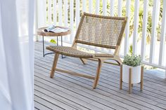 sienna occasional chair in weave Outdoor Chairs, Outdoor Furniture, Outdoor Decor, Occasional Chairs, Weave, Upholstery, Purple, Fabric, Home Decor