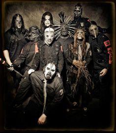Slipknot. Loved them for a long time.