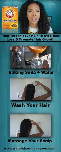 Baking Soda Shampoo: It's going to Make Your Hair Grow Like It truly is Magic! #...#baking #grow #hair #magic #shampoo #soda #MixBakingSodaWithShampooForHair #BakingSodaForHair #BakingSodaOnShampoo Baking Soda Dry Shampoo, Baking Soda For Skin, Baking Soda For Dandruff, Baking Soda And Honey, Baking Soda Baking Powder, Baking Soda Water, Baking Soda Uses, Honey Shampoo, Shampoo For Curly Hair