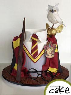20 Ideas For Birthday Cupcakes Decoration Harry Potter Party Harry Potter, Harry Potter Fiesta, Gateau Harry Potter, Cumpleaños Harry Potter, Harry Potter Birthday Cake, Harry Potter Wedding, Birthday Cake Cookies, Nake Cake, Creative Cakes