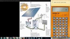 Solar panel installations cable sizing and voltage drop wire sizing and voltage drop solar panel installations greentooth Gallery