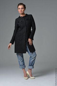 545a133b3a1 Верхняя одежда ручной работы. Ярмарка Мастеров - ручная работа. Купить  Пальто Александра 2250202.