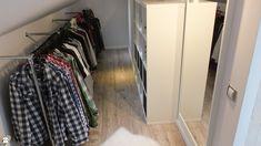 Garderoba styl Skandynawski - zdjęcie od Patrycja Wielińska - Garderoba - Styl Skandynawski - Patrycja Wielińska
