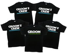 Groom And Groomsmen Shirts Bachelor Gifts For Groomsman T | Etsy