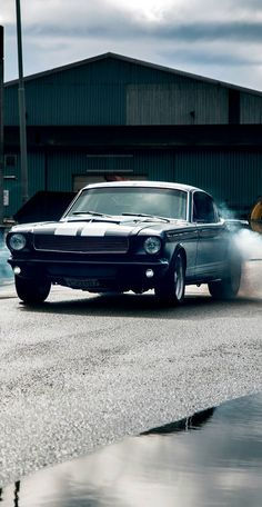 Ford Mustang GT Fastback II | Source