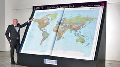 largest atlas