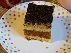 "Ciasto "" Niebo w gębie "" #sweet #mniam #pyszne Apple Pie, Tiramisu, Ethnic Recipes, Food, Essen, Meals, Tiramisu Cake, Yemek, Apple Pie Cake"