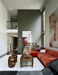 Modern & Sharp Home / Wainscott, NY, USA