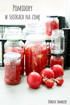 Pomidory + sól