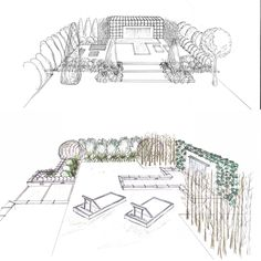 Navrh zahrady Beroun
