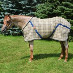 The 5/A Baker Stable sheet is great for stable nights or keeping your horse clean at shows. With open front closures for adjustability, contour cut styling and bias surcingles to keep in place, this sheet is perfect for traveling as well!