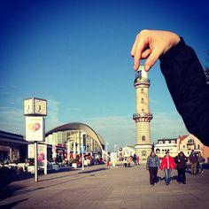 It`s about the perspective ;) Warnemünde City // warnemuende-city.de