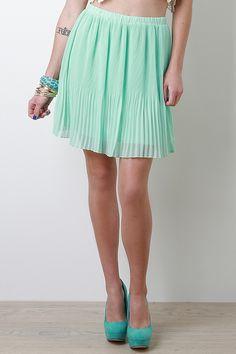 $32, Pastel Pretty Skirt