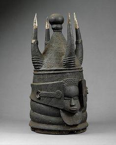 Helmet Mask | Mende or Sherbro peoples | The Met