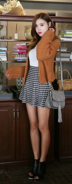 Simple and Sexy Korean Fashion Looks0291