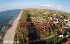 Ośrodek położony bardzo blisko morza z własnym zapleczem gastronomicznym, kuchennym i stołówką. nadmorze.pl/bosman