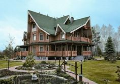 Ancient Architecture Luxury Antique Eclectic Russia House