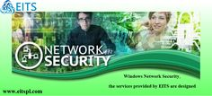 #WindowsNetworkSecurity, the services provided by EITS are designed in such as way so that to cater clients a number of programs keeping the computer free from all kinds of danger and allowing it to function smoothly. http://goo.gl/JrFq1W