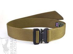 "HT SENTINEL - Tactical Belt - Coyote Brown 1.75"" (45mm)"