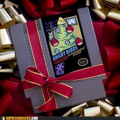 Angry Birds NES
