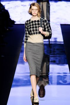 Fall 2015 Fashion Trend Report - Top Runway Trends from Fall 2015 Collections[ Vapor-Hub.com ]